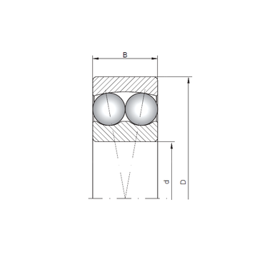 1218 ISO Self Aligning Ball Bearings