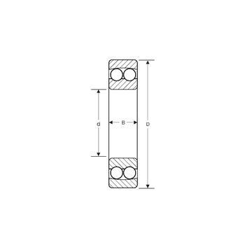 1409 M SIGMA Self Aligning Ball Bearings