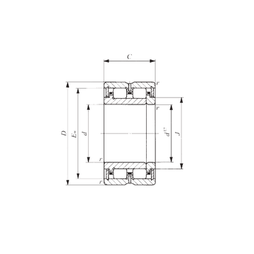 TRU 325230 IKO Cylindrical Roller Bearings