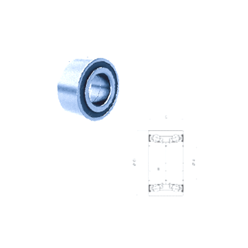 PW39/41750037CS PFI Angular Contact Ball Bearings