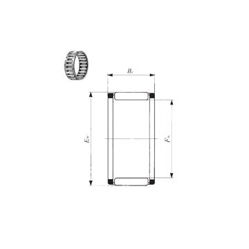 KT 121514  IKO Needle Roller Bearings