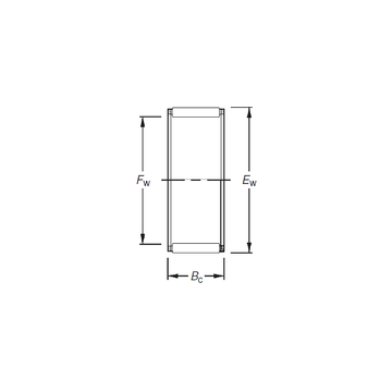 K110X118X30H  Timken Needle Roller Bearings