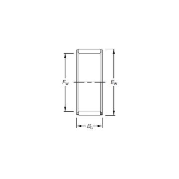 K20X24X13  Timken Needle Roller Bearings