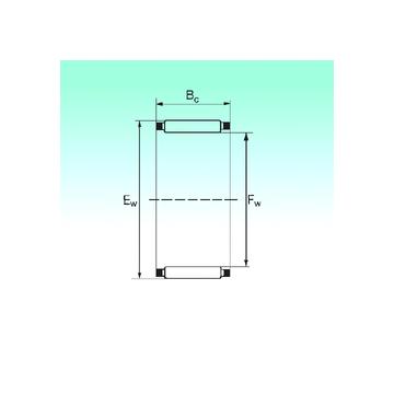 K 18x24x13,5  NBS Needle Roller Bearings