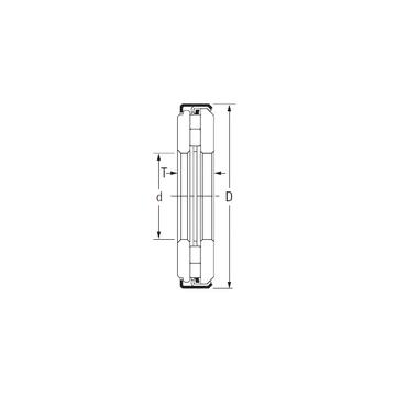 ARZ 14 30 61  KOYO Needle Roller Bearings