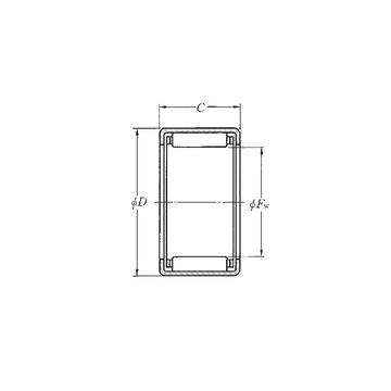 DCL1216  NTN Needle Roller Bearings